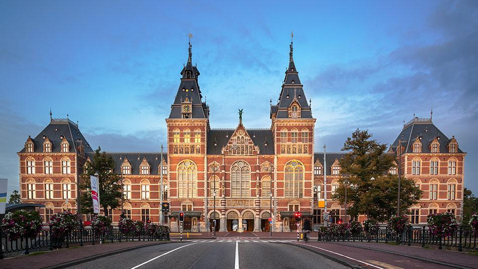 Rijksmuseum Amsterdam - Consulting services by European Umbrellas