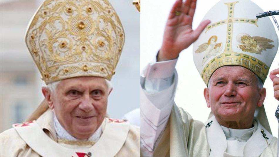 European Umbrellas supplies umbrellas for the Pope