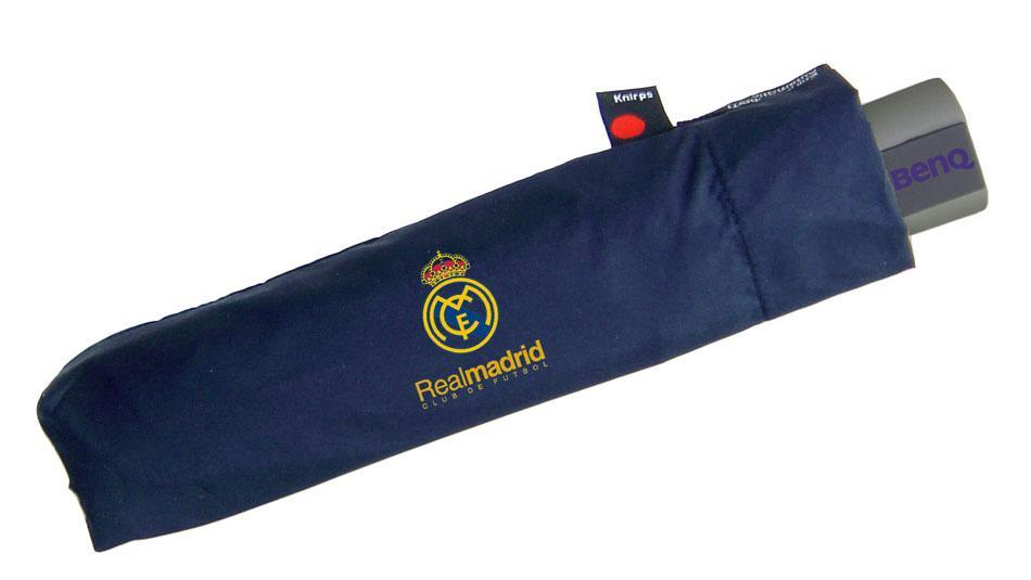 Umbrellas for Real Madrid