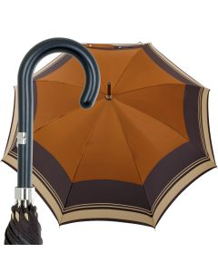 Oertel Handmade Ladies - butterfly - blue yellow | European Umbrellas