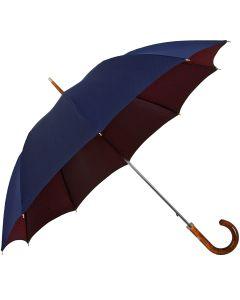 Oertel Handmade - Classic II - Dots blue-red | European Umbrellas