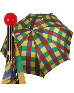 Oertel Handmade Ladies -Fashion Ball - red | European Umbrellas