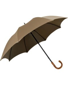 Oertel Handmade - Sport uni - golf umbrella - beige | European Umbrellas