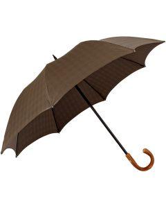 Oertel Handmade - Sport glencheck - brown | European Umbrellas