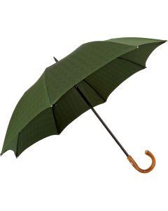 Oertel Handmade - Sport glencheck - green | European Umbrellas