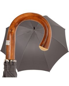Oertel Handmade - Sport uni - grey | European Umbrellas