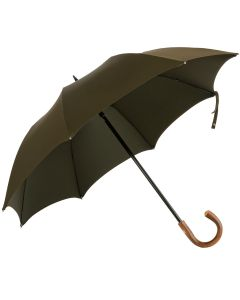 Oertel Handmade - Sport uni - golf umbrella - olive | European Umbrellas