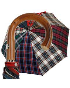 Oertel Handmade Sport Tartan | European Umbrellas
