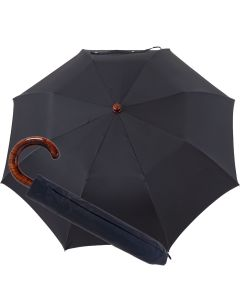 Oertel Handmade pocket umbrella maple - black | European Umbrellas