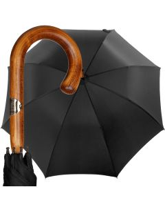 Manufaktur Ladies uni - black  | European Umbrellas