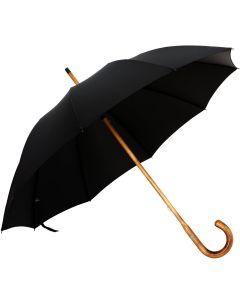 Manufaktur uni - black | European Umbrellas