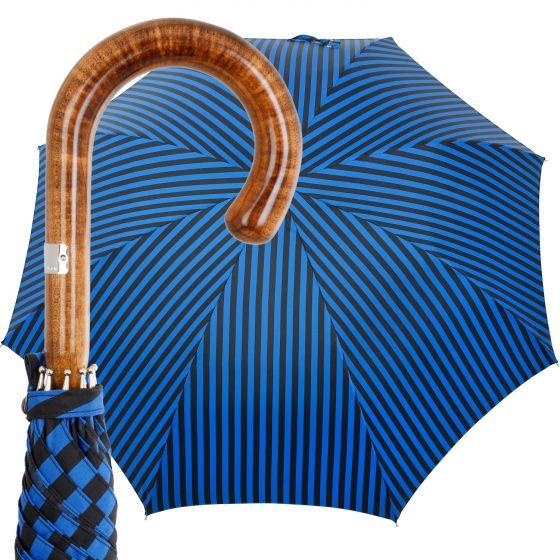 Oertel Handmade - Classic Maple - Stripes - black/blue
