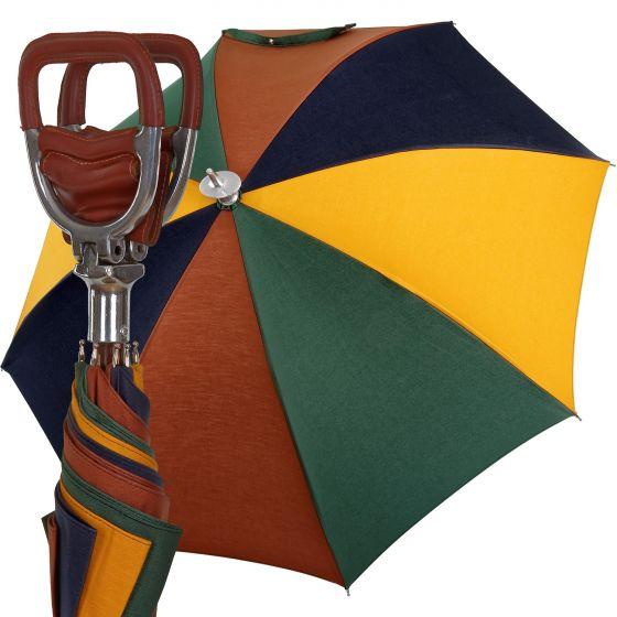 Oertel Handmade leather seat | European Umbrellas