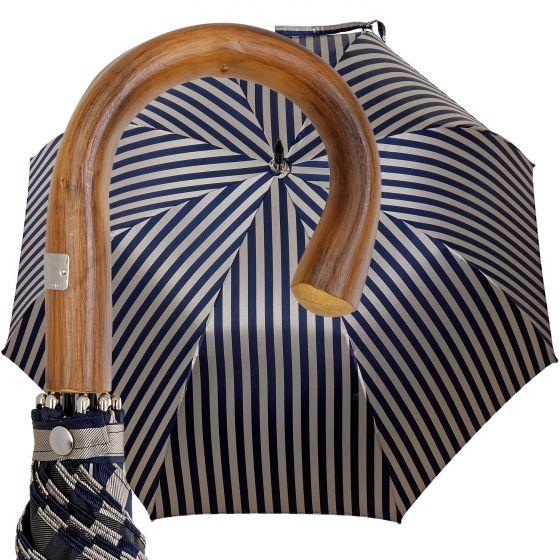 Oertel Handmade - Sport Stripes - blue/beige