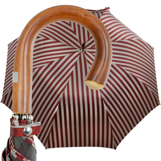 Oertel Handmade - Sport Stripes - red/beige