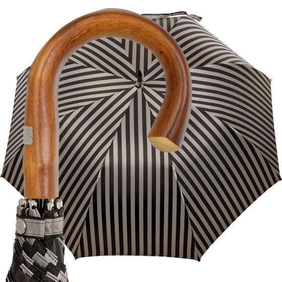 Oertel Handmade - Sport -  Stripes - beige/black