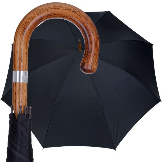 Brigg - Hickory Wood | European Umbrellas