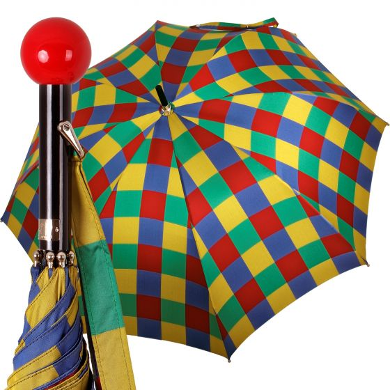 Oertel Handmade Ladies -Fashion Ball - red | European Umbrellas
