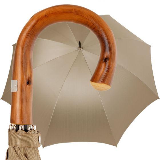 Oertel Handmade - Sport uni - golf umbrella - beige | European Umbrellas