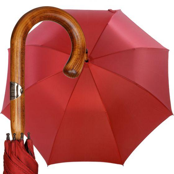 Manufaktur Ladies uni - red | European Umbrellas