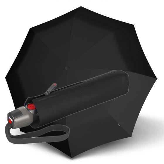 Knirps - T.200 Duomatic - black | European Umbrellas