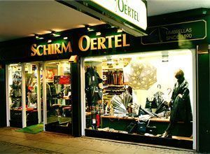 Schirm Oertel today
